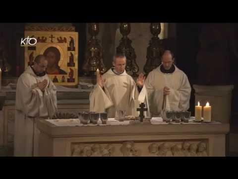 Vêpres et Eucharistie du 10 janvier 2015