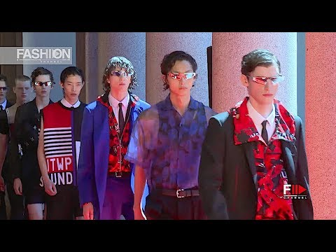 LES HOMMES Spring Summer 2020 Menswear Milan - Fashion Channel