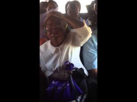 Grandma talks the truth.