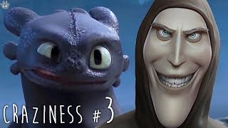 TOOTHLESS IS IN TROUBLE ( ͡° ʖ̯ ͡°) How to train your Dragon: The Hidden World CRAZINESS #3