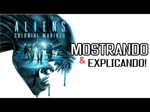 aliens colonial marines xbox 360 gameplay