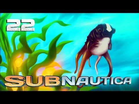 Nejroztomilejší Tvor v Subnautice - Subnautica S4 - Díl 22 - Nakashi