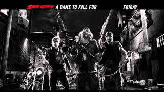Sin City: A Dame To Kill For - Trigger - Clip 2