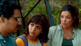 Un adelanto en exclusiva de 'Dora y la ciudad perdida' con Isabela Moner y Eva Longoria