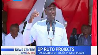 DP Ruto Projects: Deputy President William Ruto to launch and commission projects