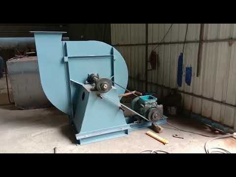 Induced Draft Industrial Air Blower