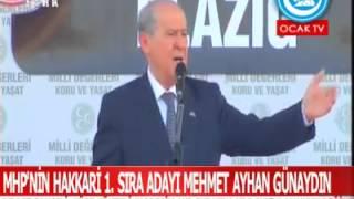 Mehmet AYHAN Günaydın - MHP Hakkari Milletvekili