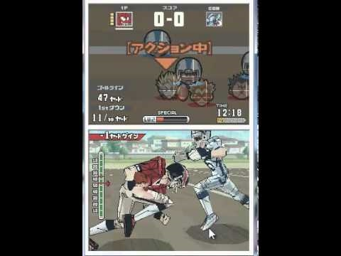 Eyeshield 21 Max Devil Power Gameplay