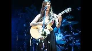 Christina Perri ~ Black and Blue @ Hollywood Bowl ~ Oct 5, 2012