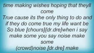 Eminem - Make Some Noise Lyrics