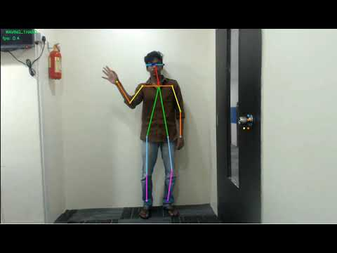 Human Activity Recognition using Vision Intelligence