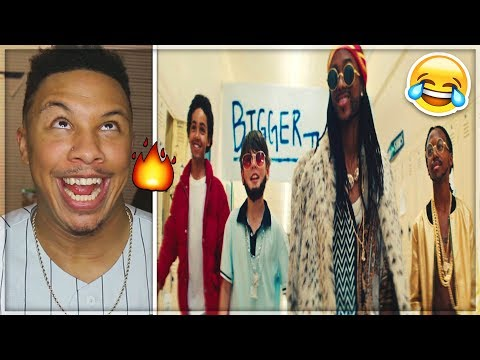 2 Chainz - Bigger Than You ft. Drake, Quavo Official Video Reaction