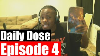 #DailyDose Ep.4 - Dealing With Death, How To Read The Bible, Hardest Thing You've Experienced? #G1GB