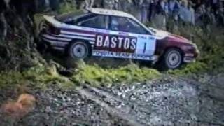 Toyota Celica GT4 ST165 - with pure engine sounds