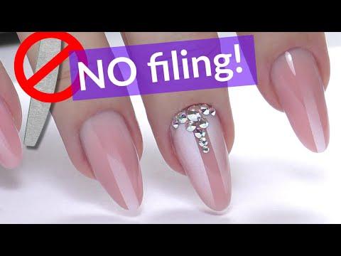 Hard Gel Nails Tutorial