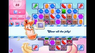 Candy Crush Saga Level 4068 (No boosters)