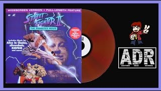 Another Dead Reviews Street Fighter II The Animated Movie
