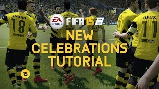 FIFA 15 – Ukázka nových gólových oslav