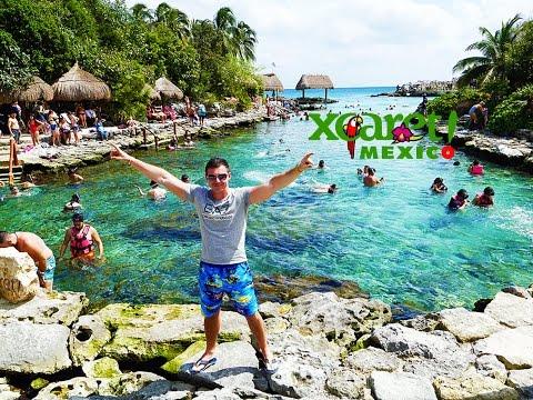 Xcaret – Cancun Mexico Park Riviera Maya 4K 2016