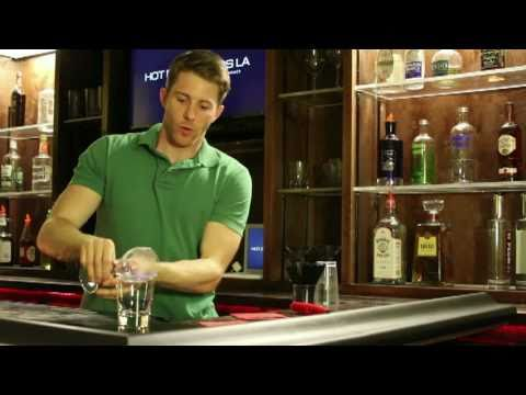 How to Make a Flaming Sambuca Shot
