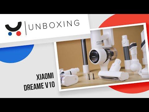Xiaomi Dreame V10 cena un informācija | Putekļu sūcēji - slotas | 220.lv