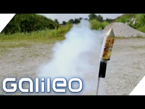 Rakete mit Puderzucker abfeuern? Hoverboard & Gleichgewicht verlieren | Finde den Lügner | Galileo