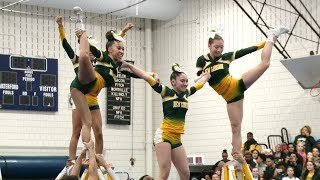 Full replay: 2018 ECC Cheerleading Championship