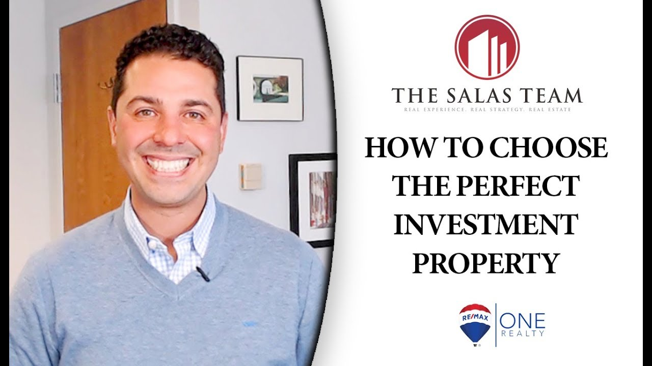 How to Choose the Perfect Investment Property