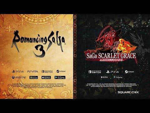 Romancing SaGa 3 : E3 trailer