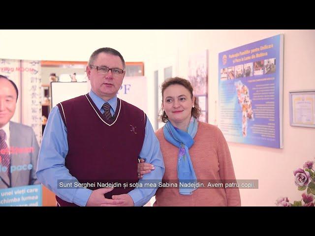 Urare de Ziua Internațională a Familiilor (2021) - Sergiu & Sabina Nadejdin