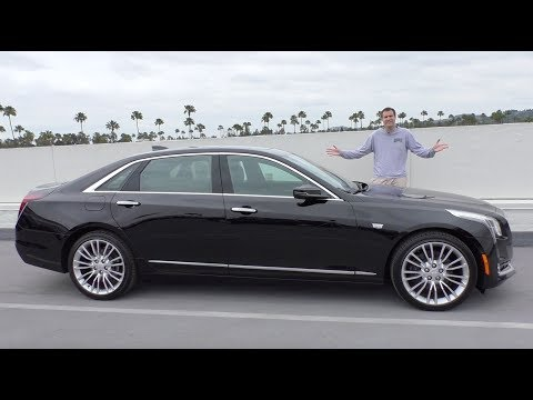 External Review Video NJ6jHgZIEPs for Cadillac CT6 Sedan