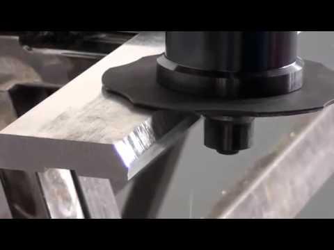 BM 16 Handheld Plate Beveling Machine