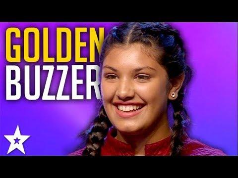 12 Y.O Gets GOLDEN BUZZER on SA's Got Talent   Got Talent Global