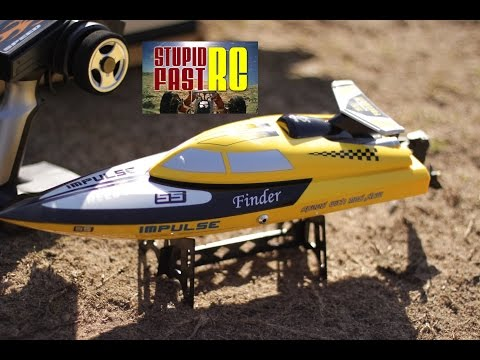 Gearbest RC boat review