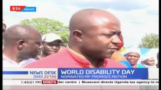 World Disability day : Harsh punishment for those who rape disabled