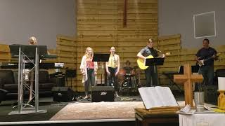 Youth group performance