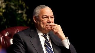 Colin Powell Rips GOP On Racism