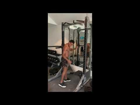 Jesse Lingard - Training