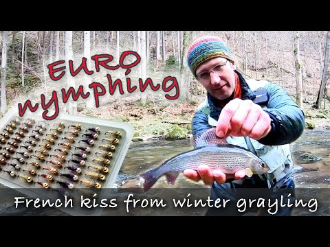 EURO Nymphing for GRAYLING and TROUT