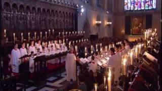 #03 A Great and Mighty Wonder arr. James Whitbourn King's College Cambridge 2009