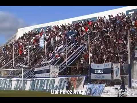 """""""Deportivo Merlo 2 Lujan 1.Los goles  La hinchada más loca que alienta todo el partido"""" Barra: La Banda del Parque • Club: Deportivo Merlo"""