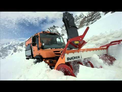 Giletta: Attrezzature per viabilità invernale