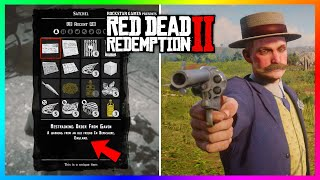 The Gavin Mystery Just Got Even More Interesting In Red Dead Redemption 2! (Nigel Restraining Order)