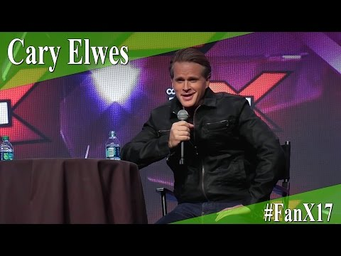 Cary Elwes - Full Panel/Q&A - FanX 2017