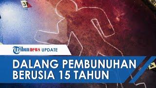 Remaja 15 Tahun Otak Pembunuhan Guru SD di Toba Ditangkap, Pelaku Sempat Buron Hampir Sebulan