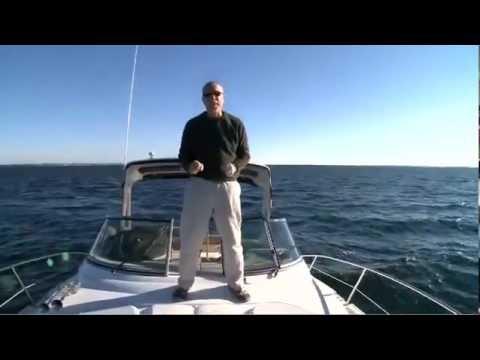 Four Winns Vista 355video