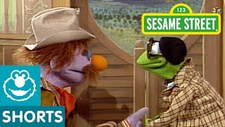 Sesame Street: Kermit Directs a Movie