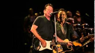 Bruce Springsteen and Joe Ely  : Settle for love