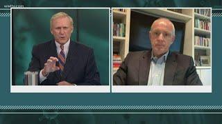 Ochsner Hospitals CEO on coronavirus response: It's been a challenge