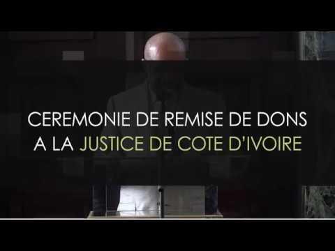 <a href='https://www.akody.com/cote-divoire/news/ministere-de-la-justice-remise-de-materiel-et-d-un-cheque-de-50-millions-fcfa-aux-institutions-judiciaires-314332'>Minist&egrave;re de la justice : remise de mat&eacute;riel et d&rsquo;un ch&egrave;que de 50 millions FCFA aux institutions judiciaires</a>